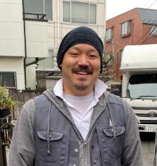 齋藤斐史さん